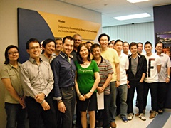 Singapore August 2013 Forex Students