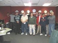 Washington DC January 2009 Pro Trader Students