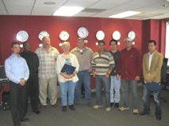 Washington DC October 2007 Pro Trader Students