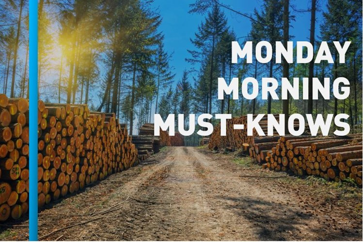Monday Morning Must Knows: September 14, 2020