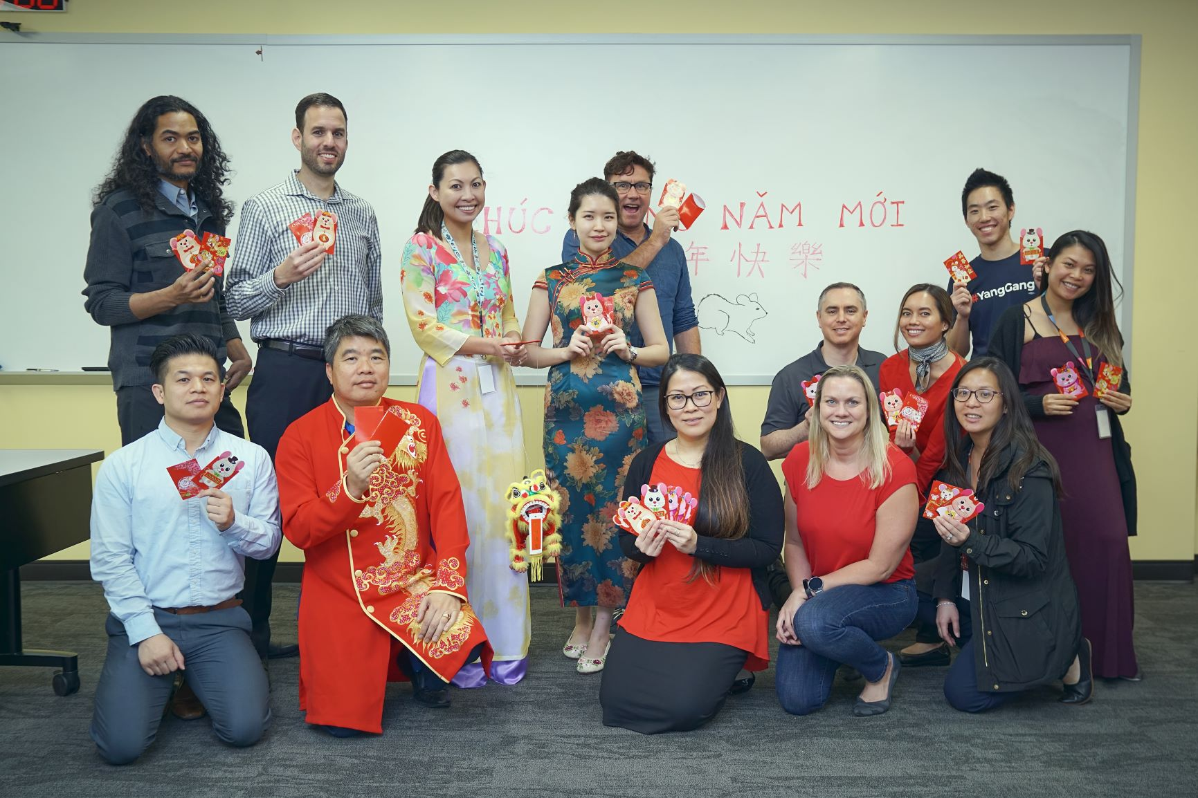 Celebrating the Lunar New Year at OTA