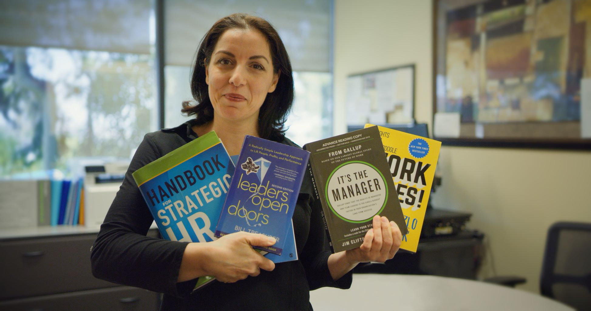 Recommended Books from OTA Staff and Instructors - List Two!