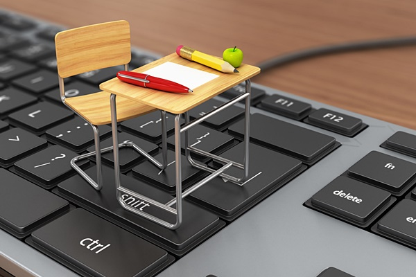 Taking college courses online can save you time and money.
