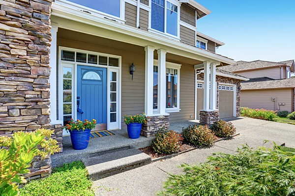 Adding curb appeal, painting and staging are all cost effective ways to add value to a home.