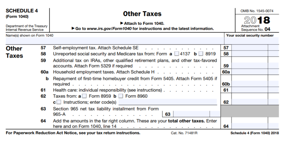 Understanding the New Tax Forms for Filing 2018 Taxes | OTAcademy
