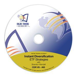Instant Diversification Cd Exchange Traded Funds Etfs Strategies 65