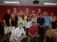 Boston August 2009 Forex Students