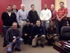 Charlotte December 2009 Forex Students