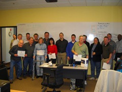 Charlotte January 2011 Pro Trader Students