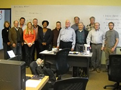Charlotte March 2012 Pro Trader Students