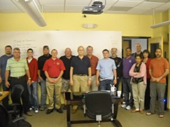 Charlotte May 2012 Pro Trader Students