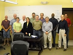 Charlotte June 2012 Pro Trader Students