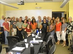 Charlotte July 2012 Forex Students