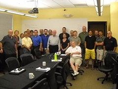 Charlotte July 2012 Pro Trader Students