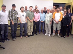 Charlotte June 2014 Forex Students