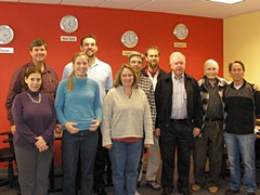 Denver December 2010 Pro Trader Students