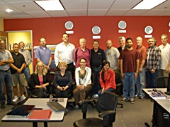 Denver July 2013 Pro Trader Students