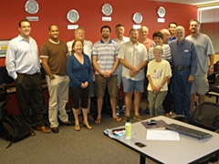 Denver August 2013 Pro Trader Students