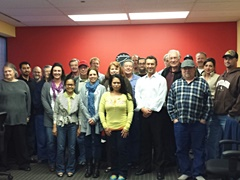 Denver April 2014 Forex Students