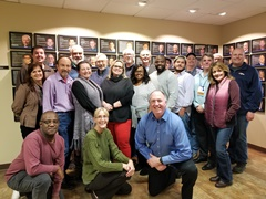 Photo of OTA Denver's December Core Strategy Class