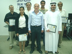 Dubai April 2006 Forex Students