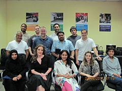 Dubai March 2011 Technical Analysis Students
