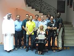 Dubai June 2011 Forex Students