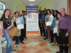 Dubai September 2011 Forex Students