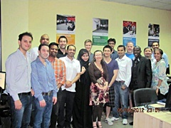 Dubai March 2012 Forex Students