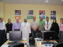Dubai May 2012 Pro Trader Students