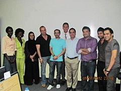 Dubai June 2012 Forex Students