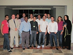 Dubai September 2012 Forex Students
