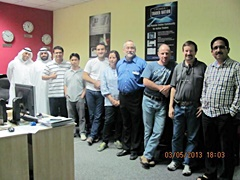 Dubai May 2013 Pro Trader Students