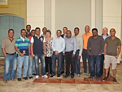 Dubai July 2013 Forex Students