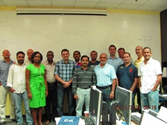 Dubai October 2013 Forex Students
