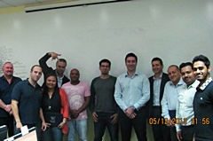 Dubai November 2013 Forex Students