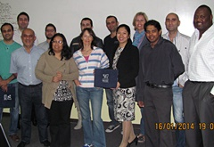 Dubai January 2014 Forex Students