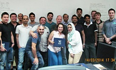 Dubai March 2014 Forex Students