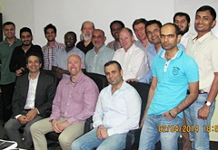 Dubai April 2014 Pro Trader Students