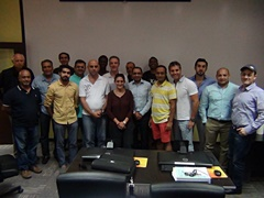 Dubai October 2015 Forex Students