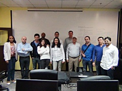 Dubai January 2016 Stock Trading Students