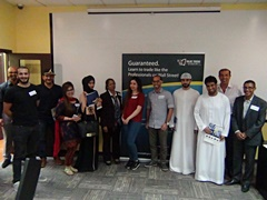 Workshop for Al Ghurair University Students in Dubai