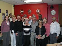 Houston February 2011 Pro Trader Students