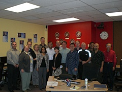 Houston March 2011 Pro Trader Students