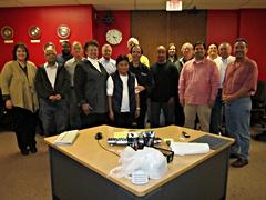 Houston October 2011 E-mini Students