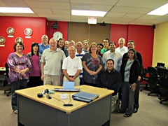 Houston October 2011 Pro Trader Students