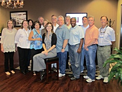 Houston April 2012 ProActive Investor Students
