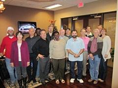 Houston  December 2012 Pro Trader Students