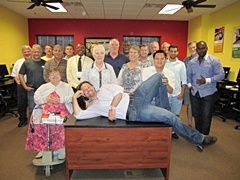 Houston August 2014 Forex Students