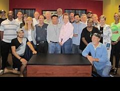 Houston April 2015 Pro Trader Students